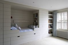 Customised Furniture Use Every Inch - Home Organisation Ideas for the Bedroom, Kitchen & More (houseandgarden.co.uk)