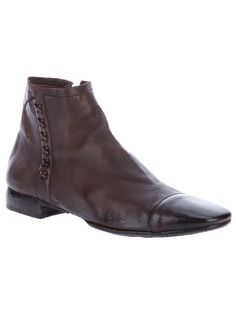 ALBERTO FASCIANI ankle boot