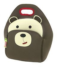 Dabbawalla Bags  Bear Lunch Bag, Brown in Clothing, Shoes & Accessories, Kids' Clothing, Shoes & Accs, Boys' Accessories, Backpacks & Bags | eBay