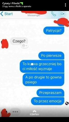 Funny Sms, Funny Text Messages, Wtf Funny, Funny Texts, Polish Memes, Happy Photos, Funny Clips, Best Memes, Haha