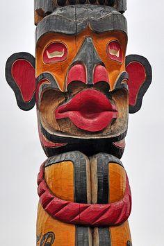 """Tsonoqua"" - Sechelt, British Columbia, Canada © EL Rodriguez"