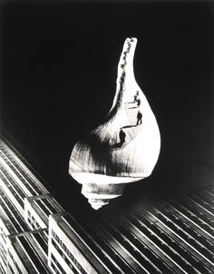Barbara Morgan - City Shell, 1938. S)