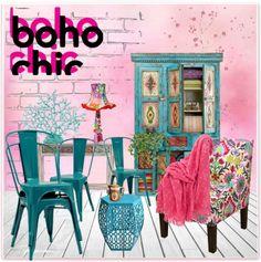 """Boho Chic"" by elisapar on Polyvore"