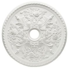 Westinghouse Cape May 28 in. Ceiling Medallion-7775400 at The Home Depot