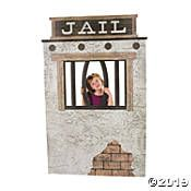 Jail Cell Photo Stand-Up. A wild west jail cell is rootin' tootin' for school plays! Great for school classrooms, Western-themed birthday parties and . Western Party Decorations, Western Parties, Western Theme, Western Cowboy, Cowboy Theme Party, Wild West Party, Jail Cell, Cowgirl Birthday, Birthday Party Themes
