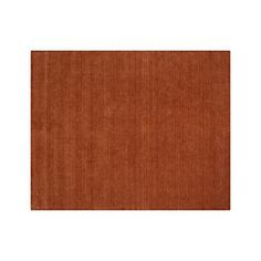 Baxter Marigold Orange Wool 8'x10' Rug