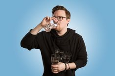 I Drank a Gallon of Water a Day for 30 Days. Here's What Happened.       Interesting. I've really got to start drinking more water.
