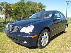 2004 Mercedes-Benz C-Class $7,488