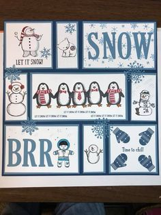 Stampin' Up! Box Frame Art, Shadow Box Frames, Framed Scrapbook Paper, Scrapbook Pages, Collage Frames, Collages, Shadow Box Memory, Christmas Shadow Boxes, Candy Cards