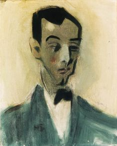 HELENE SCHJERFBECK  Mans Schjerfbeck (1928-29)