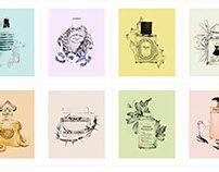 Atelier Parfum - http://atelierparfum.tumblr.com