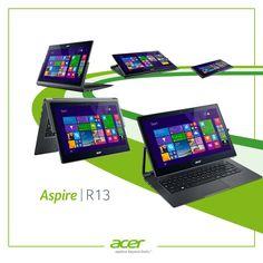 #AspireR13 #Acer