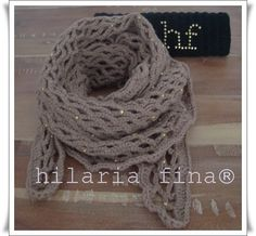 hf Crochet Studded Shawl