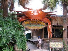 The Crab Shack - Tybee Island, GA