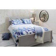 Gallery Direct Waverly Bedding Set in Blue