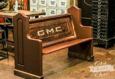 GMC Church Pew