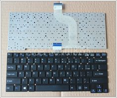 New Genuine US Laptop Keyboard for Sony Vaio SVT 1311 SVT1311CGX/S SVT1311EFYS SVT13122CXS SVT13124CXS SVT13125CXS SVT13126CXS