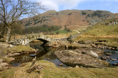 These are the four best walks in the Lake District, England, including day walks from Windermere, Grasmere, the Langdale Valleys and Scafell Pike. Lake District Walks, Cornwall England, Yorkshire England, Yorkshire Dales, Castles In England, Long Lake, English Countryside, Cumbria, Beautiful Landscapes