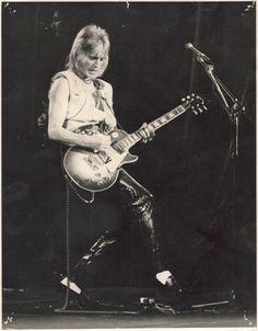 Guitar - Mick Ronson