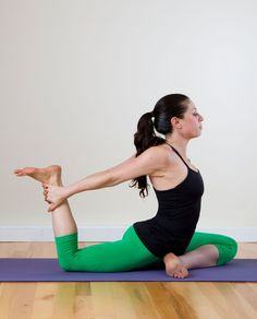 10 Yoga poses for your heart