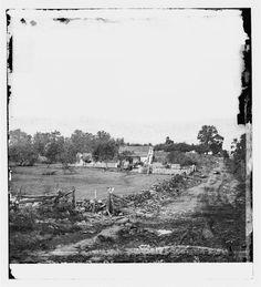 Leister Farm 1863, Gettysburg PA