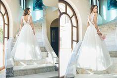 Exclusive Noel Collection Wedding dress Haute Couture designed and tailored in Greece