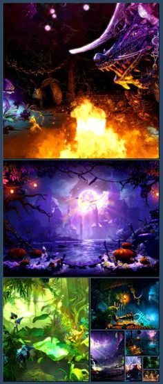 Trine 2: Complete Story on Steam [Collage made with one click using http://pagecollage.com] #pagecollage