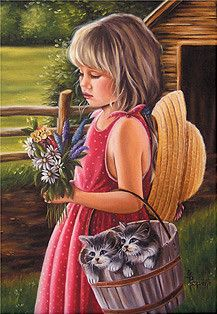 Country Girl ~ Ginette Paquette