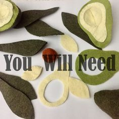 You asked for it you got it! A bunch of people asked for a felt avocado pattern so here it is. I love these squishy felt avocados and I am smitten by the removable pit. You may think I'm craz…