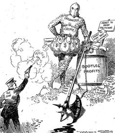 A collection of Chicago Tribune Political Cartoons offering a unique perspective on the 20's.