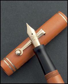 Wahl Eversharp Signature Pen RHR detail Nib c.1927 Photo by Álvaro Romillo