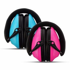 13.99$  Watch now - http://aliw01.shopchina.info/go.php?t=32723237058 - NEW Comfortable Ear Protector for Children Anti-noise Hearing Protection Earmuffs Headset Soundproof Ear muff Blue Pink 13.99$ #aliexpressideas