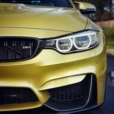 Performansın gözleri. BMW M4 Fotoğraf : Cars with Luke & Lauro P.