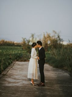 Andre and Bibi's Romantic Rooftop Wedding in Taiwan 520 Library 17