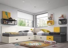 Nueva coleccion Old school Kids de muebles ros,dormitorios juveniles e infantiles