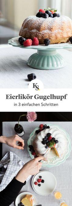 Tea Recipes, Cooking Recipes, Deutsche Desserts, Oreo Cookie Bar, High Tea Food, German Desserts, Cake & Co, Kitchen Stories, Cupcakes