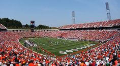 UVa Scott Stadium