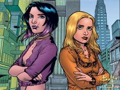 Buffyverse comic