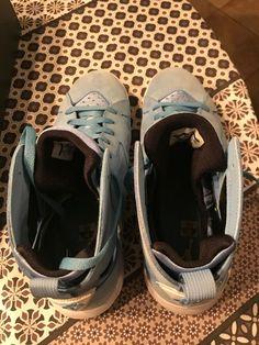 a2a182d747f2 air jordan retro 7 pantone Blue Size 10  fashion  clothing  shoes   accessories
