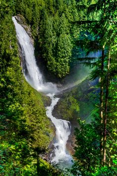 Wallace Falls State Parkhttp://galleries.tf-photography.com by  Tommy Farnsworth on 500px.com