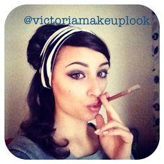 @victoriamakeuplook