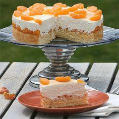Mandarinen-Schmand-Torte   Küchenmomente