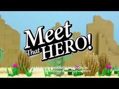 Mi Mundo Es Diferente Al Tuyo: Sonic conoce a Kit (Coche Fantastico) - Lego Dimen...