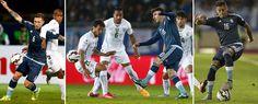 Copa America 2015 FINAL SCORE - Argentina 1-0 Uruguay: Sergio Aguero nets winner against 16.6.15