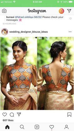 Latest Blouse Designs that are Smokin' Hot and Trending AF - - Choli Blouse Design, Saree Blouse Neck Designs, Choli Designs, Fancy Blouse Designs, Stylish Blouse Design, Designer Blouse Patterns, Churidar, Anarkali, Sarees