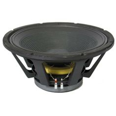 """New 18"""" Low Frequency Pro Audio DJ PA Karaoke Band Replacement Subwoofer PP183 by Podium Pro Audio. $129.99. SpecificationsOne Brand New Low Frequency 18"""" Subwoofer600 Watts RMS and 1200 Watts Max25 - 2000 Hz Frequency Response98dB SPL8 Ohm ImpedanceHigh Temperature 4"""" Four Layer Voice Coil with TIL Former110oz Magnet and Vented Pole PieceSturdy Paper Cone with Cloth Accordion Edge SurroundProgressive Rolled SpiderDie Cast Aluminum FrameSilver Spring Loaded Push Con..."""