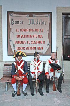 El Honor siempre ha de estar, ya que es la fuente principal. Que nos da energía, para seguir y triunfar. Asociación Histórico Cultural de la Gesta del 25 de Julio de 1.797 de Santa Cruz de Tenerife.