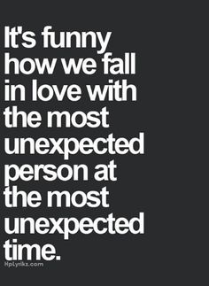 So true for BOTH of us! And now we love each other more than we have ever loved ANYONE else ❤️❤️