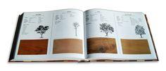 """Libro """"Mil maderas"""" - La madera se ha empleado desde la antigüedad por el hombre para formar su hábitat y los utensilios y herramientas que facilitaron su sustento. - http://www.floresyplantas.net/libro-mil-maderas/"""