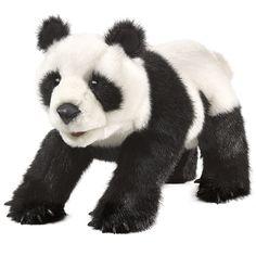 Folkmanis Panda Hand Puppet, Small